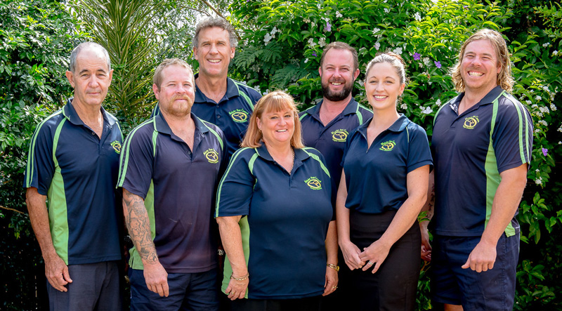 wallaby pest control team